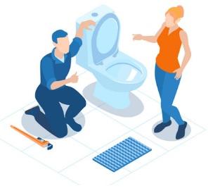 Déboucher des toilettes avec Plombier Seine st Denis 93